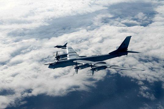 Поздравление с Днём дальней авиации ВВС России