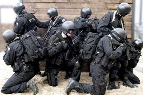 Поздравление с Днём работника органов государственной и национальной безопасности РФ (ФСБ)