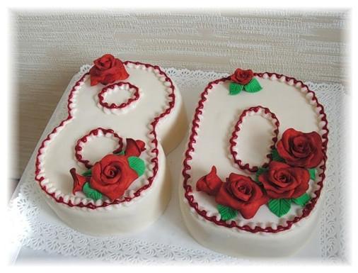 Поздравление с 80-летним юбилеем