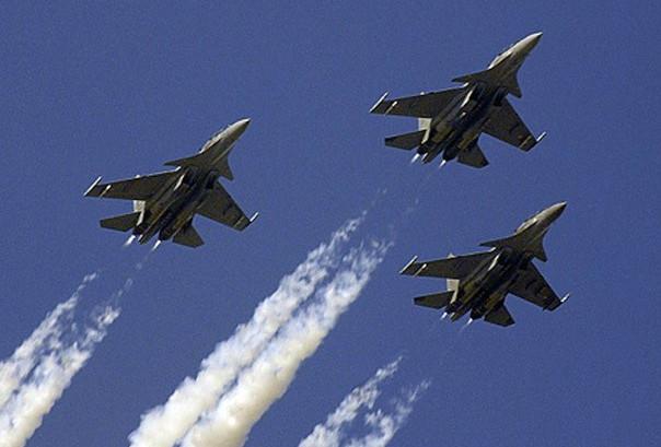 Поздравление с Днём Военно-воздушных сил России